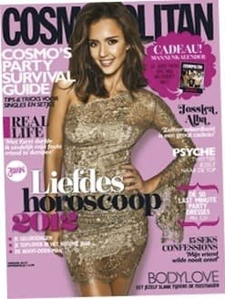 Cosmopolitan Lady's Secret Cover