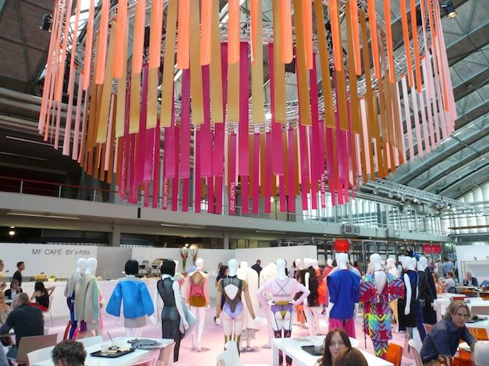 Lady's Secret op de modefabriek Amsterdam