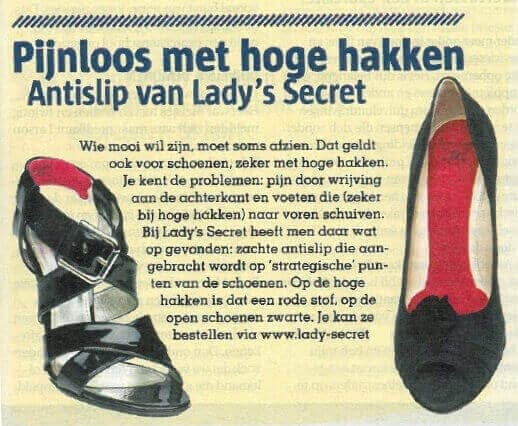 Lady's Secret inlegzolen Primo