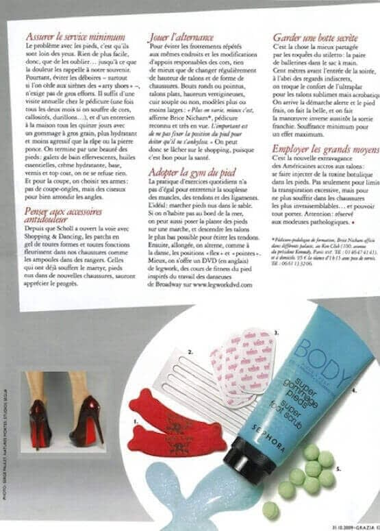 Lady's Secret inlegzolen Grazia