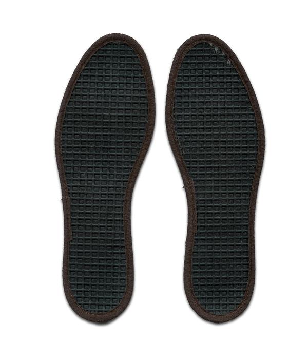 Inlegzolen kunstbont voor in laarsjes Lady's Secret heerlijk warme voeten achterkant