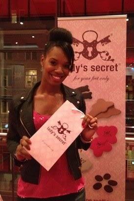 Jasmine Sendar Lady's Secret inlegzolen